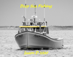 Jason D 2000 of Barry Doucette's Deep Sea Fishing